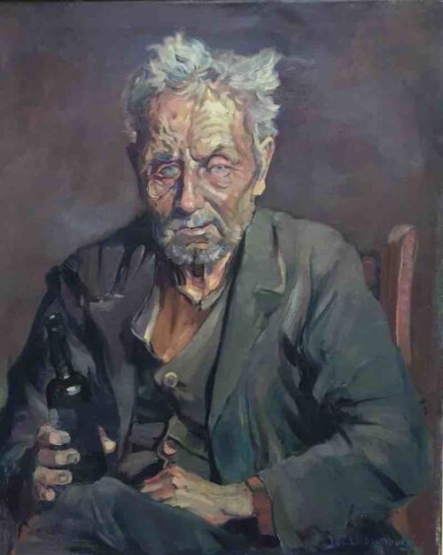 Spiritisdrinker Jan de Boffer