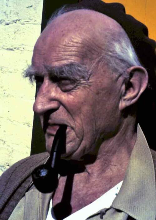Jos Lus, Thuishaven buiten (1973)